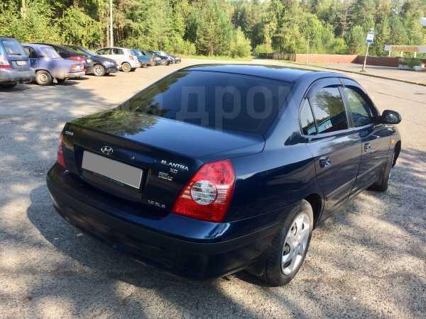 Hyundai Elantra, 2008 год, 365 000 руб.