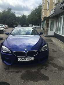 Пятигорск BMW M6 2015