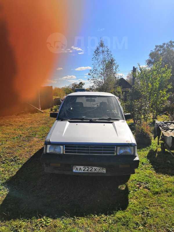 Nissan Prairie, 1987 год, 65 000 руб.