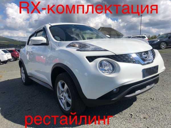 Nissan Juke, 2015 год, 815 000 руб.