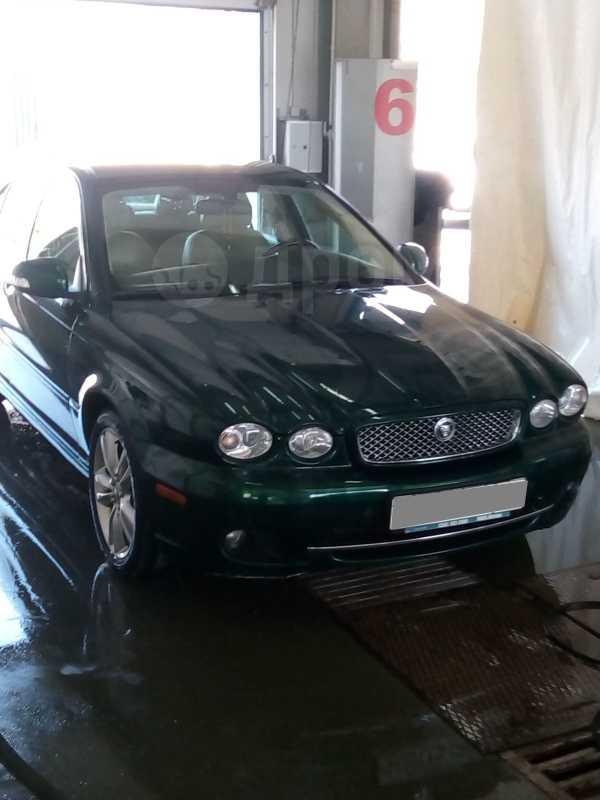 Jaguar X-Type, 2008 год, 450 000 руб.