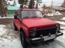 Алдан 4x4 2121 Нива 1983