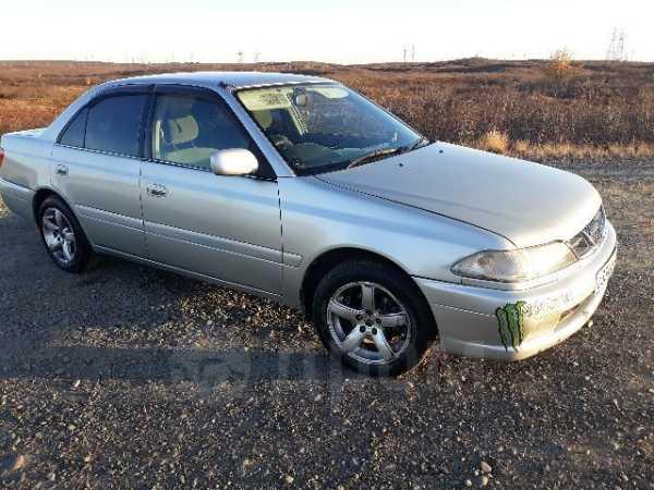Toyota Carina, 2000 год, 220 000 руб.