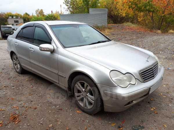 Mercedes-Benz C-Class, 2002 год, 335 000 руб.