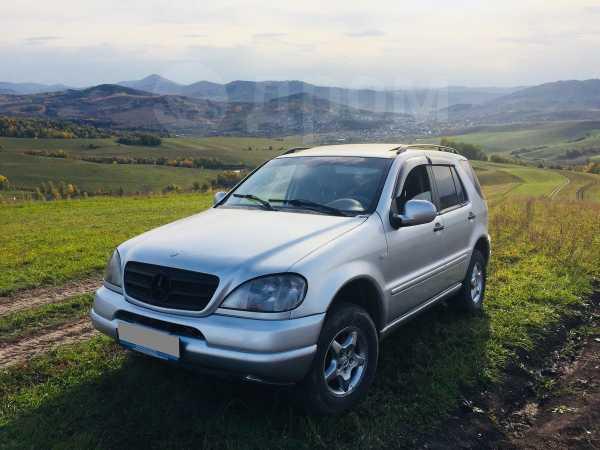 Mercedes-Benz M-Class, 2000 год, 410 000 руб.
