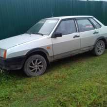 Катав-Ивановск 21099 2004