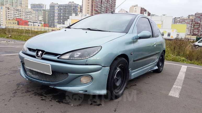 Peugeot 206, 2001 год, 135 000 руб.