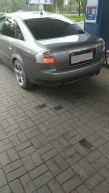 Audi A6, 2002 г., Санкт-Петербург