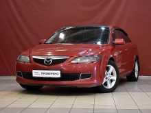 Mazda 6, 2007 г., Санкт-Петербург
