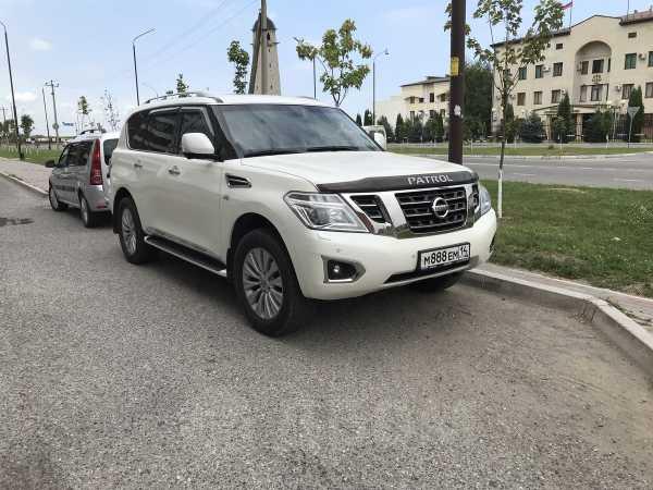 Nissan Patrol, 2014 год, 2 650 000 руб.