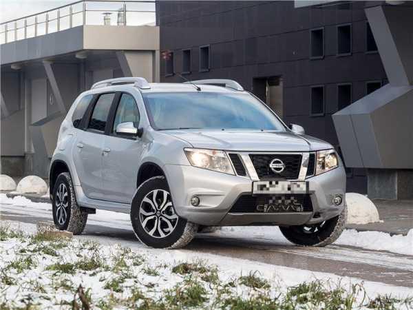 Nissan Terrano, 2017 год, 1 100 000 руб.