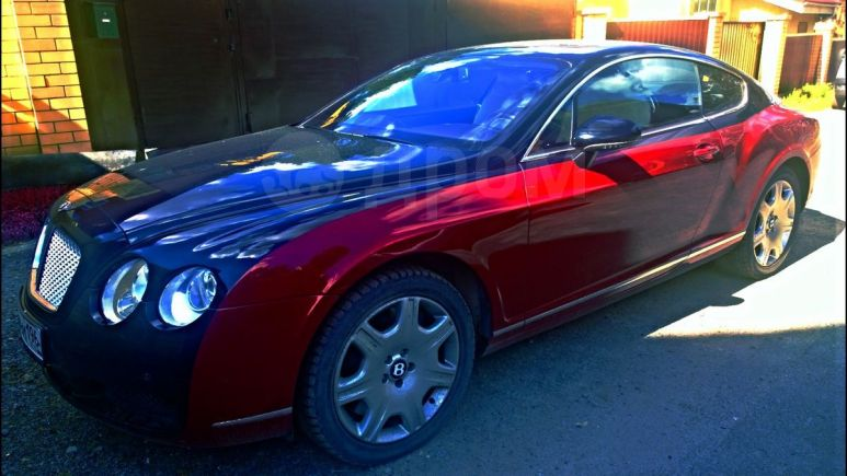 Bentley Continental, 2004 год, 1 327 000 руб.