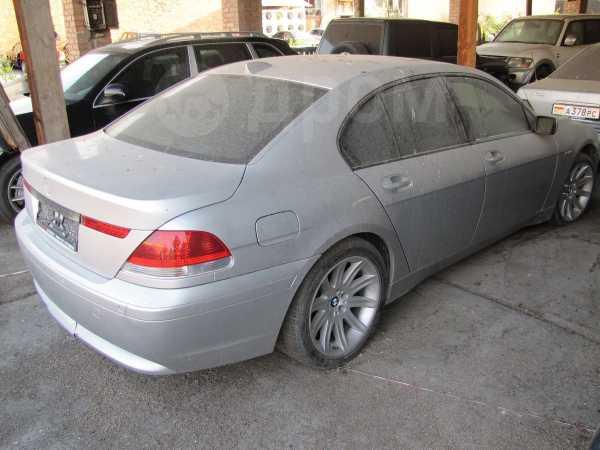 BMW 7-Series, 2004 год, 399 000 руб.