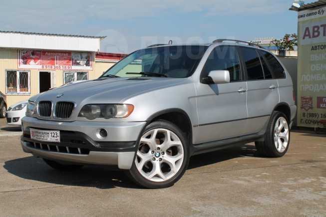 BMW X5, 2001 год, 400 000 руб.