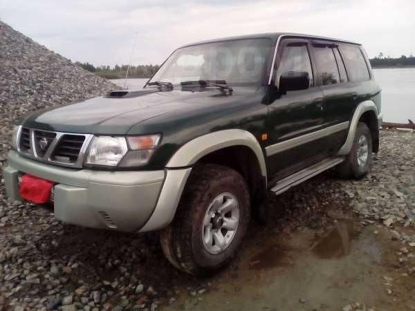 Nissan Patrol, 1998 год, 560 000 руб.