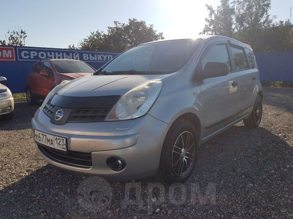Nissan Note, 2008 год, 347 000 руб.