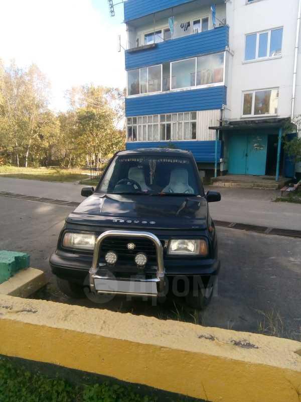 Suzuki Escudo, 1995 год, 325 000 руб.