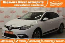 Омск Fluence 2016