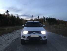 Нижневартовск Pajero Sport 2014