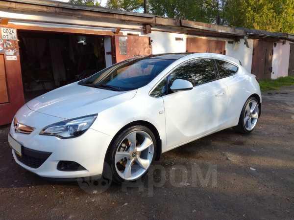 Opel Astra GTC, 2012 год, 649 990 руб.