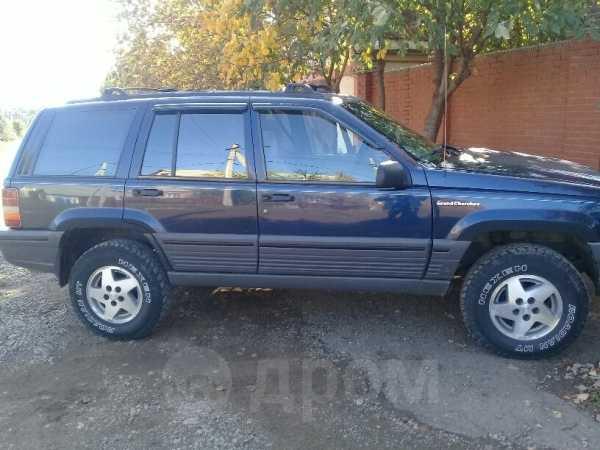 Jeep Grand Cherokee, 1992 год, 220 000 руб.