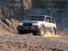 Шимановск Land Cruiser 1997