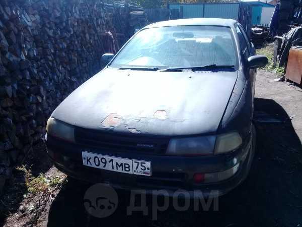 Toyota Carina, 1992 год, 90 000 руб.
