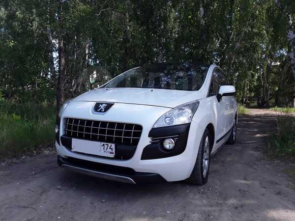 Peugeot 3008, 2012 год, 495 000 руб.