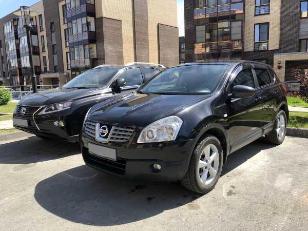 Nissan Qashqai, 2008 год, 595 000 руб.