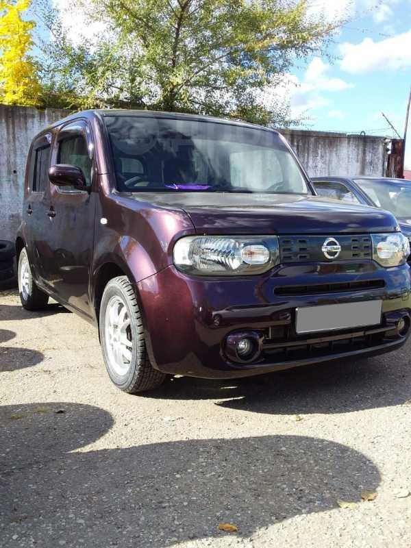 Nissan Cube, 2009 год, 380 000 руб.