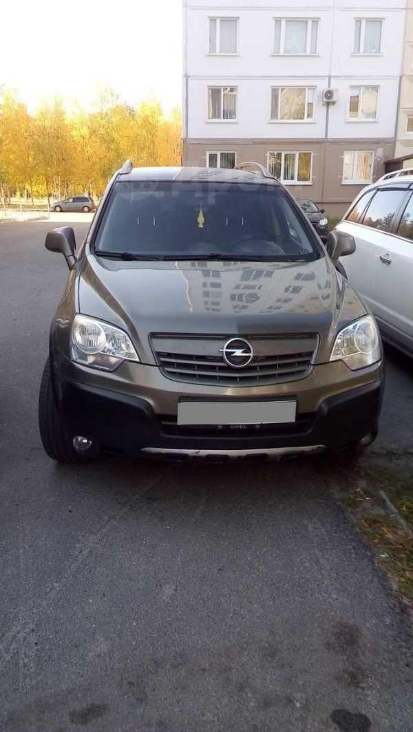 Opel Antara, 2008 год, 430 000 руб.