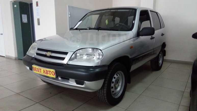 Chevrolet Niva, 2003 год, 218 000 руб.