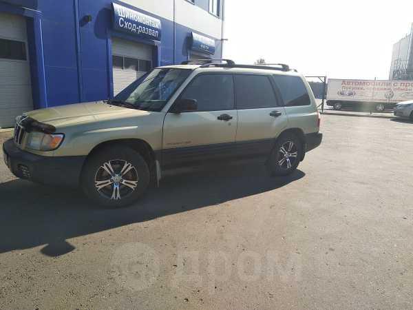 Subaru Forester, 2000 год, 298 000 руб.