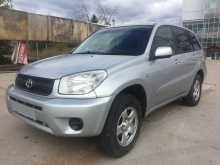 Улан-Удэ Toyota RAV4 2004