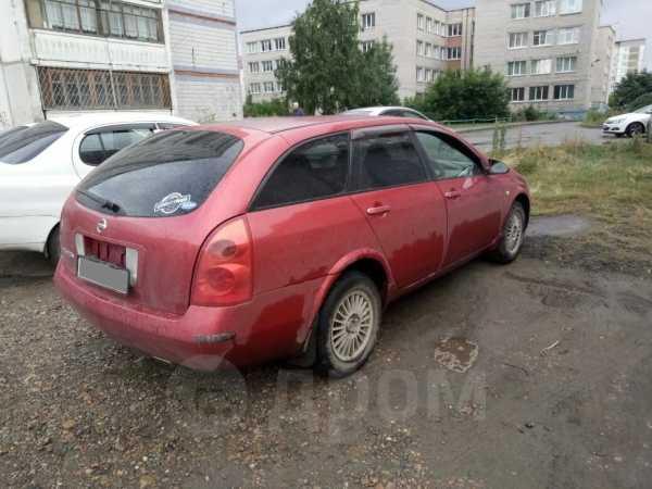 Nissan Primera, 2003 год, 235 000 руб.