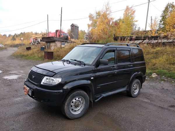 УАЗ Патриот, 2012 год, 479 000 руб.