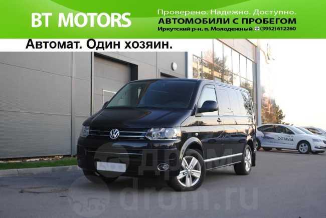 Volkswagen Multivan, 2012 год, 1 539 000 руб.