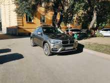 Новосибирск BMW X6 2016