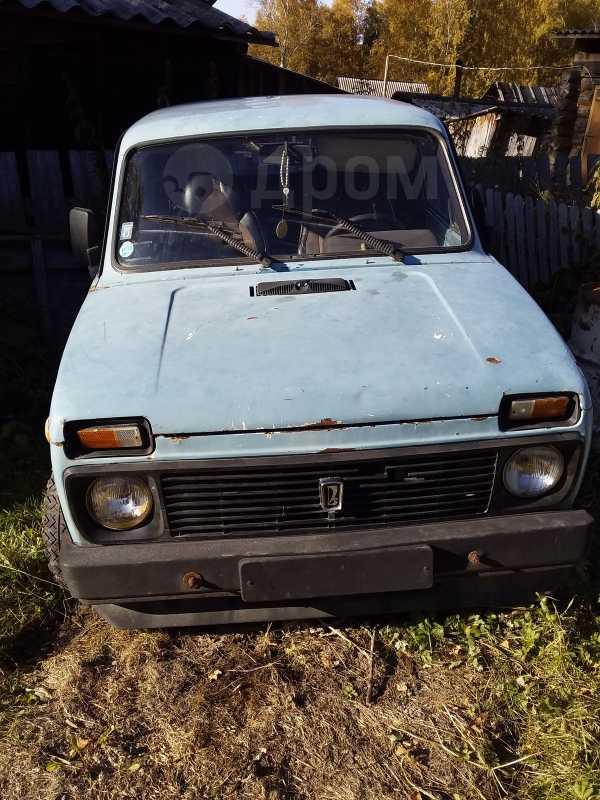 Лада 4x4 2121 Нива, 1983 год, 25 000 руб.