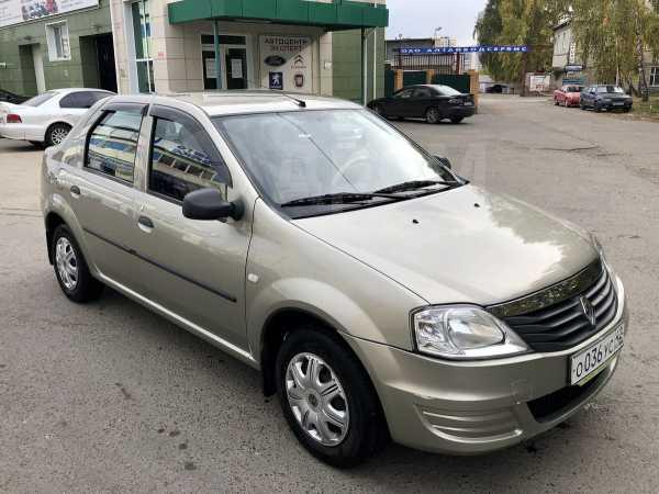 Renault Logan, 2010 год, 335 000 руб.