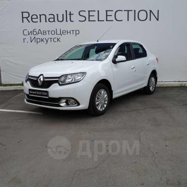 Renault Logan, 2018 год, 687 000 руб.