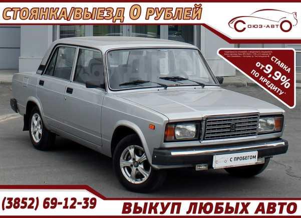 Лада 2107, 2012 год, 167 000 руб.