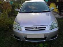 Иркутск Corolla Runx 2006
