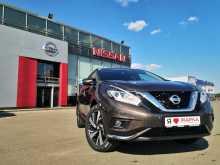 Вологда Nissan Murano 2018