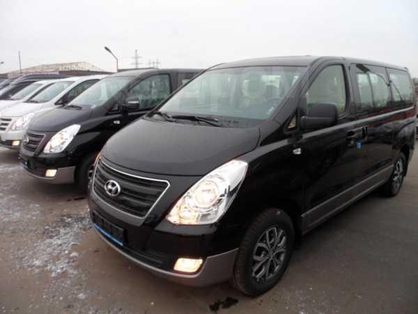 Hyundai Grand Starex, 2017 год, 2 247 000 руб.