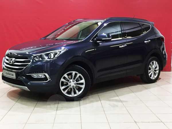Hyundai Santa Fe, 2016 год, 1 649 000 руб.