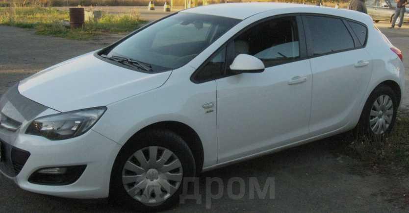 Opel Astra, 2013 год, 525 000 руб.