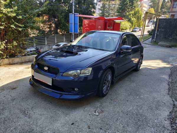 Subaru Legacy B4, 2005 год, 550 000 руб.