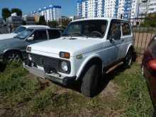 Волжский 4x4 2121 Нива 2000