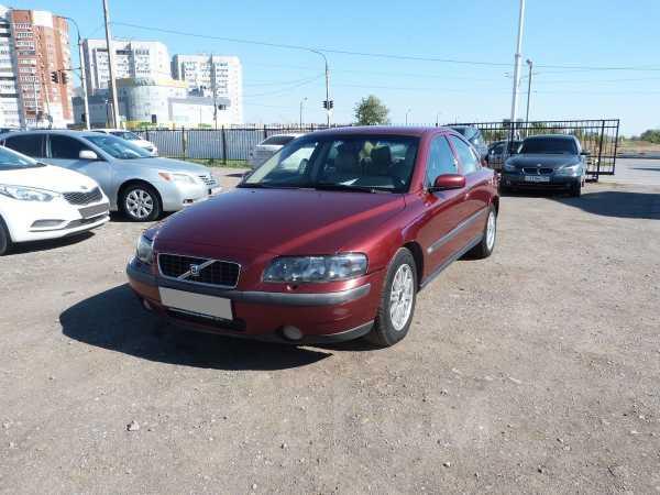 Volvo S60, 2003 год, 285 000 руб.